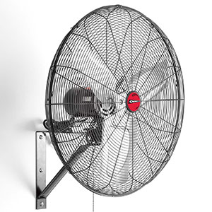 10. OEMTOOLS 24883 Wall Mount Fan
