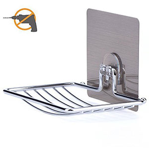 7. LAUNGDA Soap Dish Holder