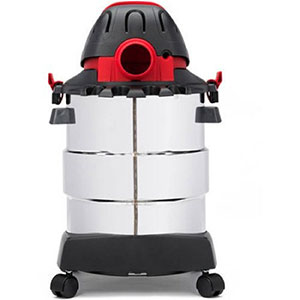7. Shop-Vac 6-Gallon Stainless Steel Wet Dry Vacuum