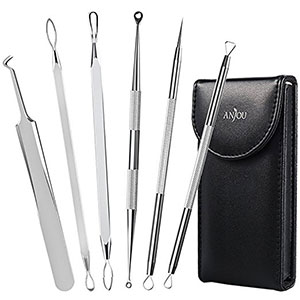 5. Anjou Blackhead Remover Kit