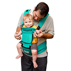 5. BabySteps Baby Carrier