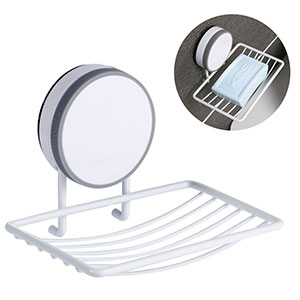 8. CAVN Soap Dish Suction Cup Holder