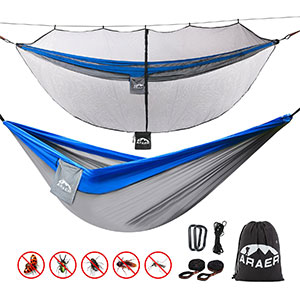 Top 10 Best Camping Hammock With Mosquito Net In 2019 Reviews