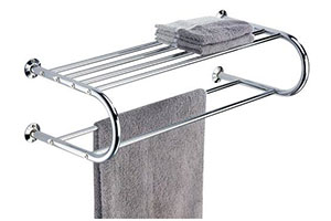 Top 10 Best Bath Towel Racks in 2019 Reviews