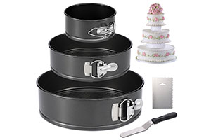 Photo of Top 10 Best Cake Pan Sets in 2021 Reviews