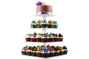 Photo of Top 10 Best Cupcake Tower Stands in 2020 Reviews