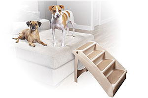 Dog Stairs for High Bed