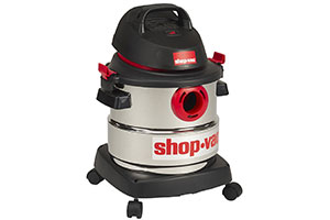 Stainless Steel Wet Dry Vacuum