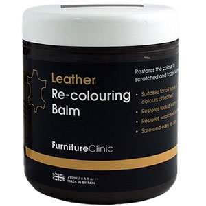 2. Furniture Clinic Leather Re-Coloring Balm (Bordeaux)