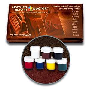 7. Leather Repair Doctor Complete DIY Kit