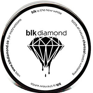 9. Blkdiamond Activated Charcoal Teeth Whitening Powder