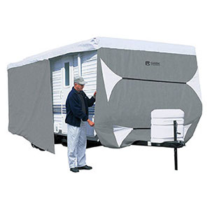 1. Classic Accessories PolyPRO 3 Trailer Cover (73163)