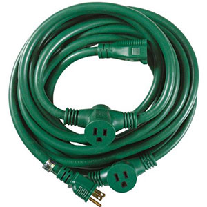 8. Woods Master Outdoor Extension Cord