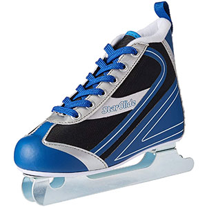 10. Lake Placid Starglide Boy's Ice Skate