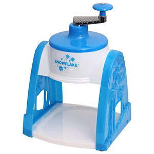 8. Victorio Kitchen Products Manual Snow Cone Maker
