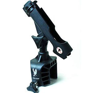 4. Eagle Claw Clamp-On Boat Rod Holder (AABRH)