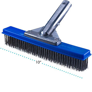 10. Milliard 10'' Swimming Pool Brush