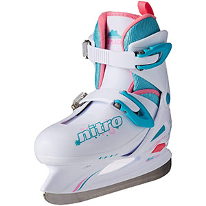 5. Lake Placid Girls Nitro 8.8 Ice Skate