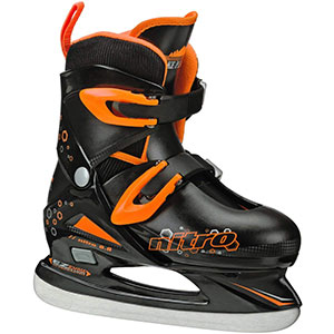 6. Lake Placid Boys Nitro 8.8 Ice Skate