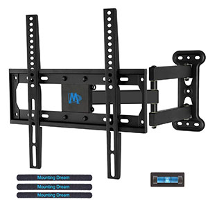 3. Mounting Dream 26-55 Inch TV Wall Mount