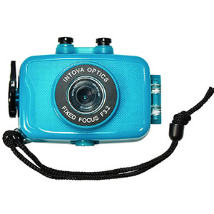 8. Intova POV Duo Waterproof Sports Camera