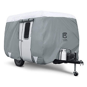 6. Classic Accessories PolyPro 3 Trailer Cover (80-295-153101-RT)