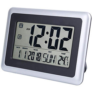7. UMEXUS Digital Wall Desk Alarm Clock