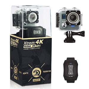 7. NeuTab Xtrem Waterproof Sports Camera