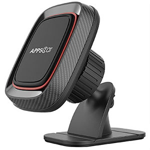 9. APPS2Car Magnetic Car Phone Mount