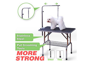 Photo of Top 10 Best Dog Grooming Tables in 2021 Reviews