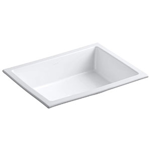 4. Kohler K-2882 -0 Undercounter Bathroom Sink