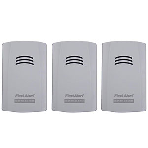 4. First Alert WA100-3 Water Leak Detector