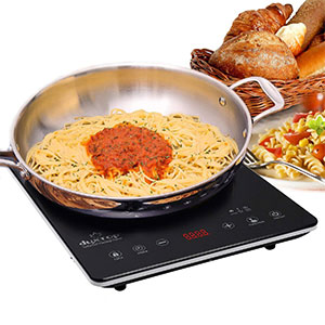 8. Duxtop Ultra-Thin Portable Induction Cooktop