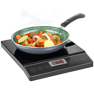 5. Chef's Star Portable Induction Cooktop