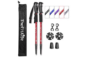 Photo of Top 10 Best Hiking Trekking Poles in 2020 Reviews