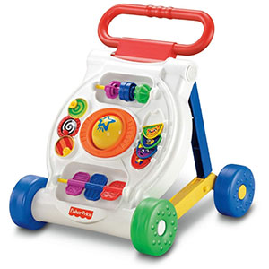 6. Fisher-Price Baby Walking Toy