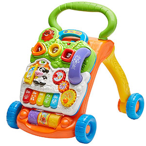 1. VTech Baby Walking Toy