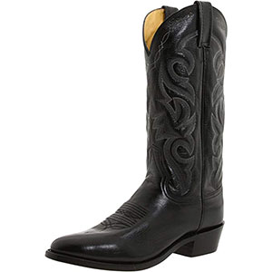 8. Dan Post Comfortable Men Cowboy Boot