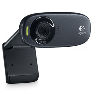 4. Logitech C310 Wireless Webcam