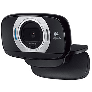 9. Logitech C615 Wireless Webcam