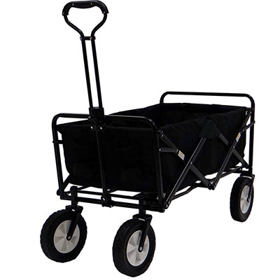 14. Mac Sports WTC Portable Folding Utility Wagon