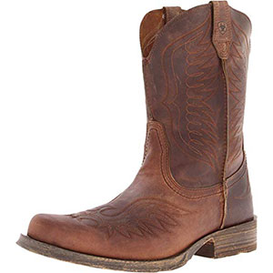 9. Ariat Phoenix Comfortable Men Cowboy Boot