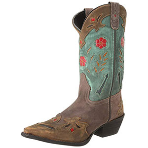 10. Laredo Women Cowboy Boot