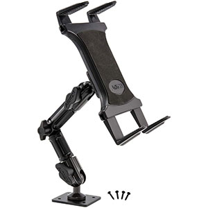 5. Arkon Tablet Wall Mount with 8 inch Arm and AMPS Drill Base