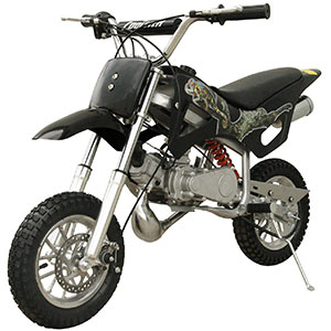 5. Flying Horse Gas Powered Mini Bike