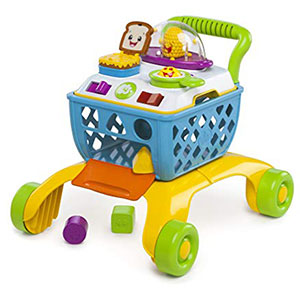 10. Bright Starts Baby Walking Toy