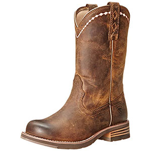 7. Ariat Unbridled Women Cowboy Boot