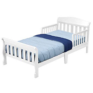 5. Delta Children Canton Toddler Bed