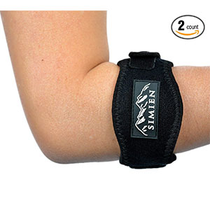 3. Simien Tennis Elbow Brace