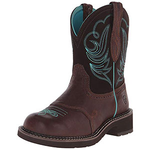 2. Ariat Fatbaby Women Cowboy Boot